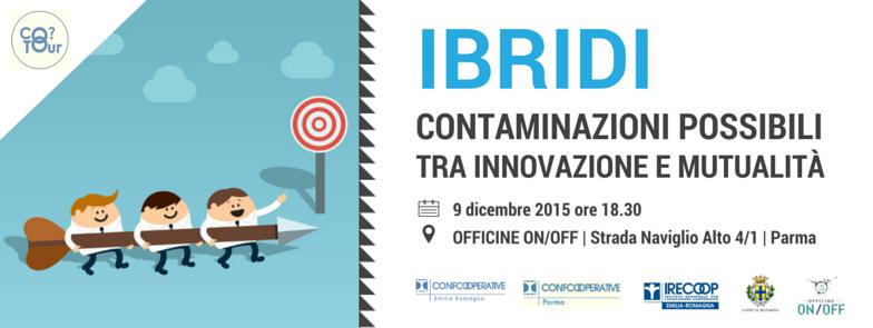 Convegno IBRIDI: CO?TOUR a Parma