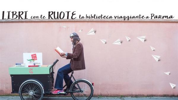 Libri con le ruote alla Cicletteria della Stazione!