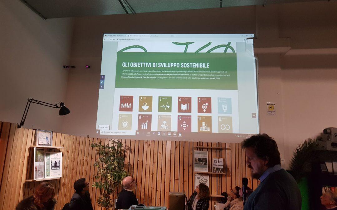 Presentazione del Bilancio Sociale: i dati e le testimonianze