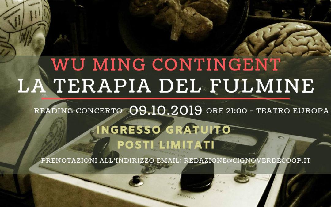 Il Wu Ming Contingent al Teatro Europa per i nostri 30 anni