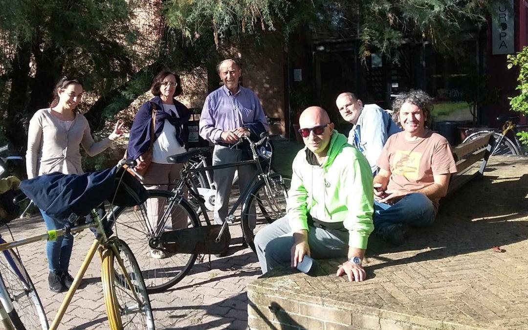 In bici alla scoperta delle nostre sedi storiche