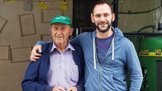 La storia della Cooperativa raccontata da chi la storia l'ha fatta: a tu per tu con Franco Baldini