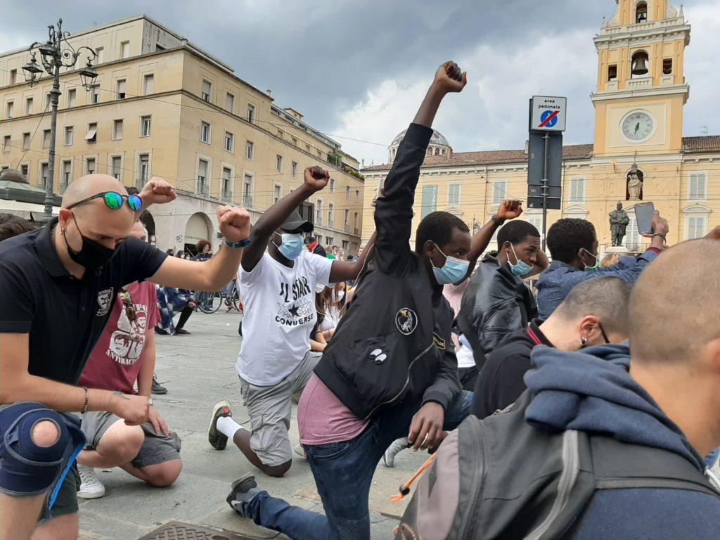 #BlackLivesMatter-Parma