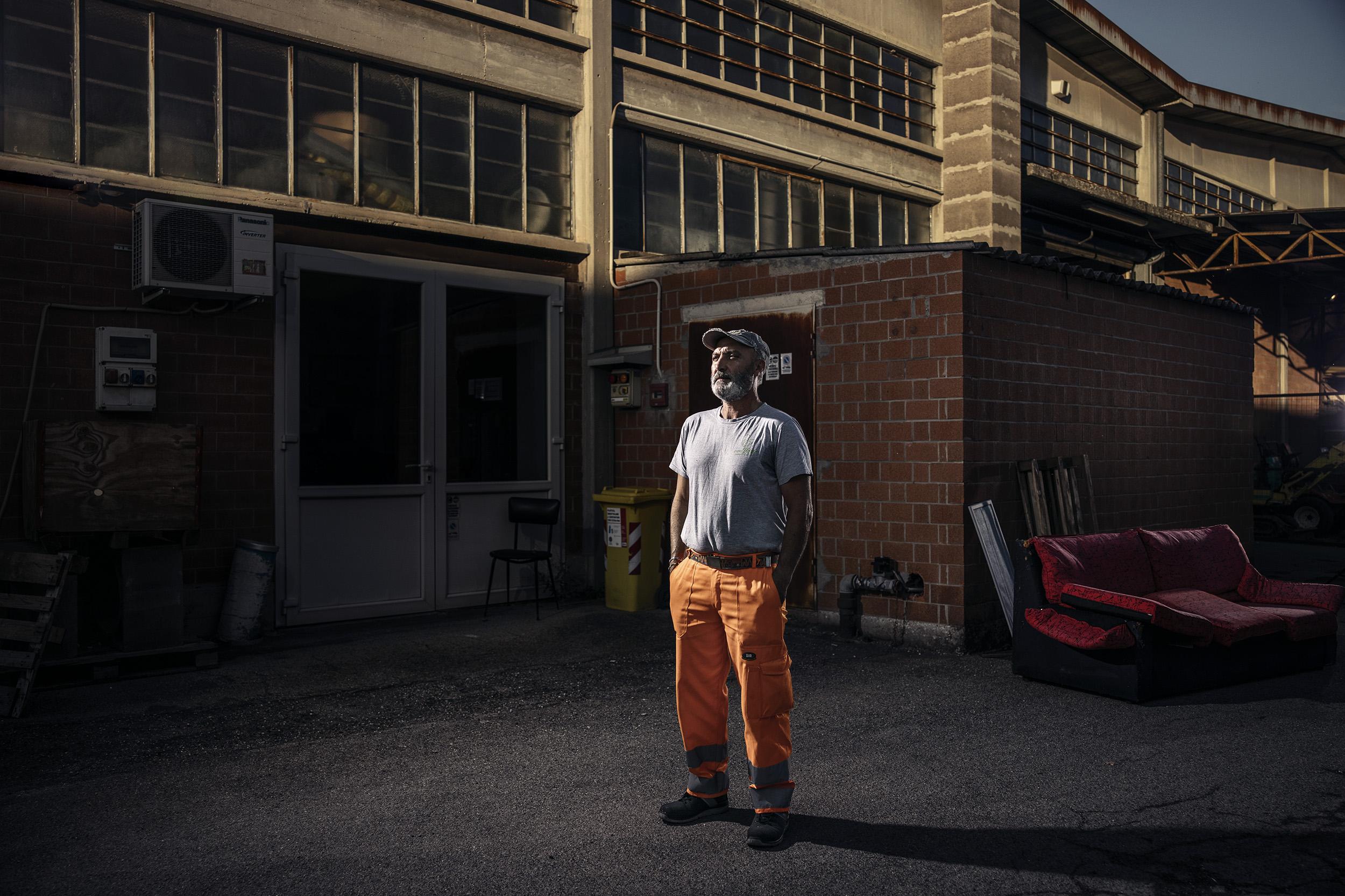 Resilienti 2020: mostra fotografica dedicata ai protagonisti dell'emergenza Covid-19