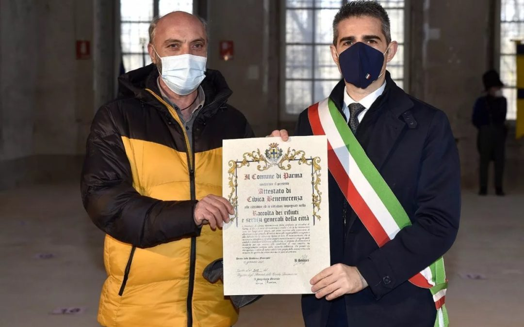 Premio Sant'Ilario 2021: la consegna dell'attestato di Civica Benemerenza