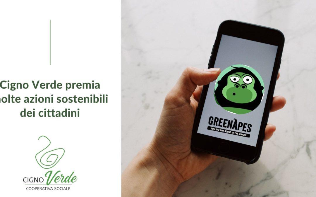 GreenApes: tanti premi per chi usufruisce dei nostri servizi