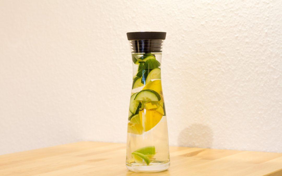 Acqua di cetriolo: la ricetta e gli innumerevoli benefici